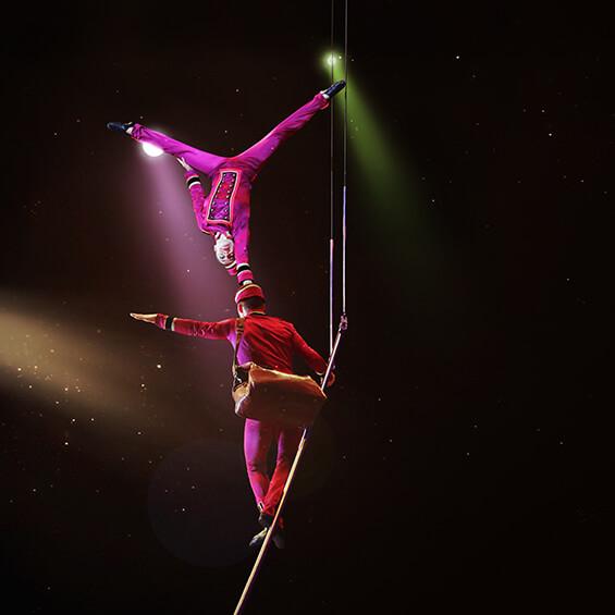Circo Rusia Lima