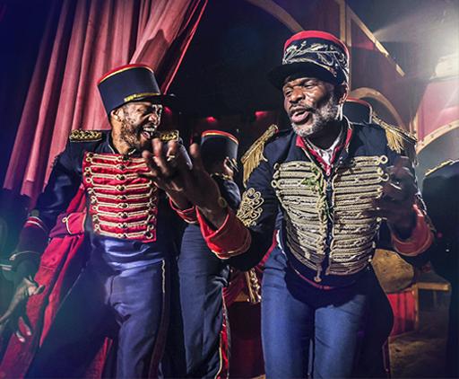 Venta entradas circo La Tarumba Lima