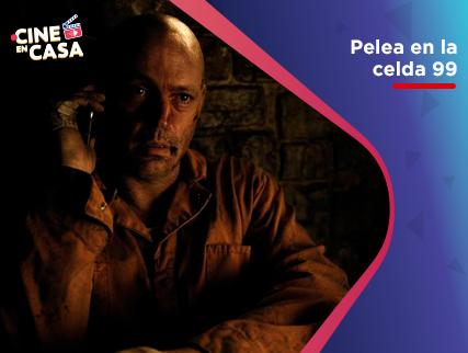 PELEA EN LA CELDA 99