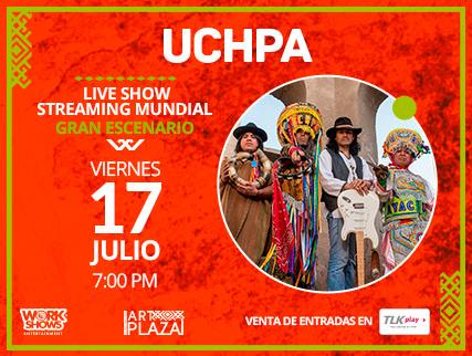 UCHPA LIVE SHOW EN ART PLAZA