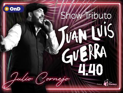 SHOW TRIBUTO JUAN LUIS GUERRA Y 440