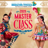 MASTER CLASS DE DANZAS BRISAS DEL TITICACA ASOCIACION CULTURAL - LIMA