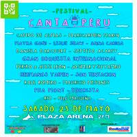 CANTA PERU PLAZA ARENA - SANTIAGO DE SURCO - LIMA