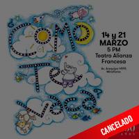 COMO TE VACA EN EL MAR Teatro de la Alianza Francesa de Lima - MIRAFLORES - LIMA