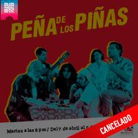 PEÑA DE LOS PIÑAS TEATRO BRITÁNICO - MIRAFLORES - LIMA