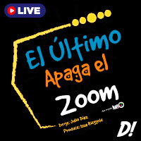 EL ÚLTIMO APAGA EL ZOOM STREAMING TLK PLAY - LIMA