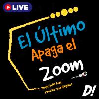 EL ÚLTIMO APAGA EL ZOOM STREAMING TLK PLAY - LIMA