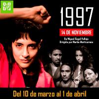 1997, 14 DE NOVIEMBRE NUEVO TEATRO JULIETA - MIRAFLORES - LIMA