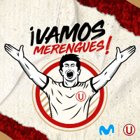 Vamos Merengues - Cantolao vs Universitario CLUB UNIVERSITARIO DE DEPORTES - ATE - LIMA