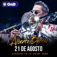 ALBERTO BARROS EN CONCIERTO STREAMING TLK PLAY - LIMA