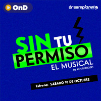 SIN TU PERMISO - EL MUSICAL STREAMING TLK PLAY - LIMA