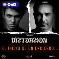 DISTORSIÓN I 'EL INICIO DEL ENCIERRO' STREAMING TLK PLAY - LIMA