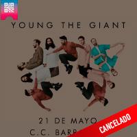 YOUNG THE GIANT CENTRO DE CONVENCIONES BARRANCO. - BARRANCO - LIMA