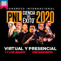 """Congreso Internacional de """"PNL - Ciencia del Éxito"""" WWW.AHPNL.LA/CIENCIADELEXITO/ - SAN ISIDRO - LIMA"""