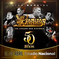 Concierto ´´Kjarkas 50 años´´ Estadio Nacional - LIMA