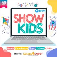 SHOW KIDS WWW.ZOOM.US - WEB