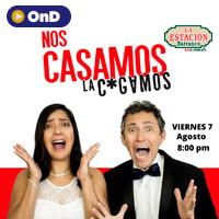 NOS CASAMOS, LA CAGAMOS STREAMING TLK PLAY - LIMA