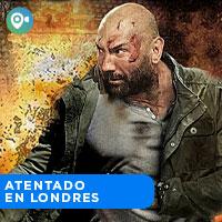 ATENTADO EN LONDRES CINEVIAJEROS - SAN MIGUEL - LIMA