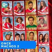 ONCE MACHOS 2 CINEVIAJEROS - SAN MIGUEL - LIMA