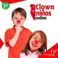 CLOWN NIÑOS WWW.LINAJEPERUANO.COM - MAGDALENA DEL MAR - LIMA