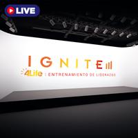 IGNITE `ENTRENAMIENTO DE LIDERAZGO´ STREAMING TLK PLAY - LIMA