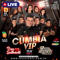 CUMBIA VIP TELETICKET.COM.PE/PLAY - LIMA