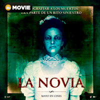 LA NOVIA (The Bride) STREAMING TLK PLAY - LIMA