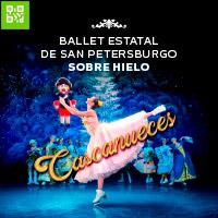 BALLET ESTATAL DE SAN PETERSBURGO SOBRE HIELO - CASCANUECES LA CÚPULA DE LAS ARTES - SANTIAGO DE SURCO - LIMA