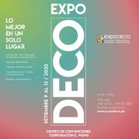 EXPODECO 2020 C.C. CORPORACION E.WONG - LA MOLINA - LIMA