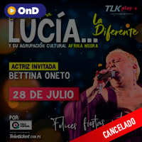 SALA VIRTUAL PRESENTA STREAMING TLK PLAY - LIMA
