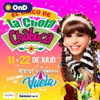 EL CIRCO DE LA CHOLA CHABUCA STREAMING TLK PLAY - LIMA