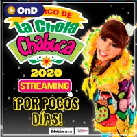 EL CIRCO DE LA CHOLA CHABUCA 2020 STREAMING TLK PLAY - LIMA