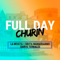 FULL DAY CHURIN BAÑOS TERMALES PUNTO DE REUNIÒN - SAN ISIDRO - LIMA