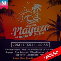 1ER. PLAYAZO - PLAYA AGUADULCE CHORRILLOS PLAYA AGUADULCE - CHORRILLOS - LIMA