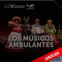 LOS MÚSICOS AMBULANTES Teatro Víctor Raúl Lozano Ibañez - VICTOR LARCO HERRERA - TRUJILLO