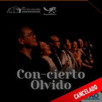 CON-CIERTO OLVIDO  Teatro Víctor Raúl Lozano Ibañez - VICTOR LARCO HERRERA - TRUJILLO
