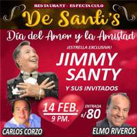JIMMY SANTI - CUMPLIENDO MI SUEÑO RESTAURANTE - ESPECTACULO D´ SANTI´S  - MAGDALENA DEL MAR - LIMA