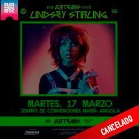 LINDSEY STIRLING Centro de convenciones Maria Angola - MIRAFLORES - LIMA