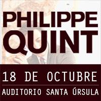 PHILIPPE QUINT AUDITORIO SANTA URSULA - SAN ISIDRO - LIMA