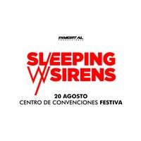 SLEEPING WITH SIRENS EN LIMA CENTRO DE CONVENCIONES FESTIVA - LIMA