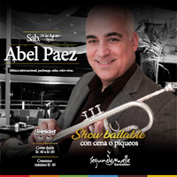 ABEL PAEZ SEGUNDO MUELLE BORDEMAR - BARRANCO - LIMA