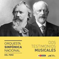 DOS TESTIMONIOS MUSICALES - ORQUESTA SINFONICA GRAN TEATRO NACIONAL - SAN BORJA - LIMA