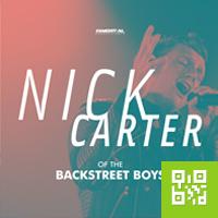 NICK CARTER OF BACKSTREET BOYS BARRANCO ARENA - BARRANCO - LIMA