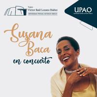 SUSANA BACA EN CONCIERTO TEATRO VICTOR RAUL LOZANO IBAÑEZ - TRUJILLO - TRUJILLO