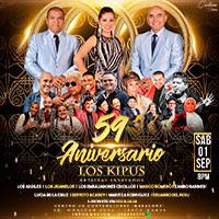 59 ANIVERSARIO LOS KIPUS MARACANA CENTRO DE CONVENCIONES - LIMA
