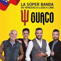 GUACO - LA SUPER BANDA DE VENEZUELA LA EXPLANADA SUR DEL ESTADIO MONUMENTAL - LIMA