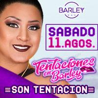 TENTACIONES EN BARLEY BARLEY BAR - LIMA