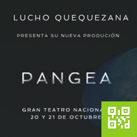 LUCHO QUEQUEZANA - NUEVO DISCO GRAN TEATRO NACIONAL - SAN BORJA - LIMA