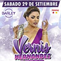 VERNIS HERNANDEZ Y SU TREMENDA CALIDAD BARLEY BAR - LIMA