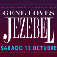 DEVOLUCION GENE LOVES JEZEBEL NEBULA CLUB - MIRAFLORES - LIMA
